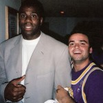 milance i magic johnson